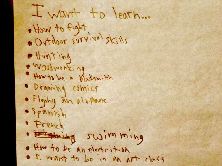 Andrew's List